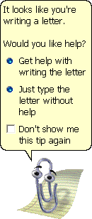 Microsoft Clippy Assistant